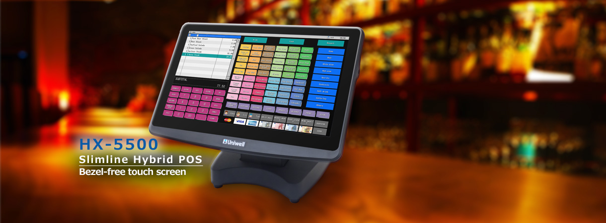Home | Uniwell Corporation | ECR & POS System