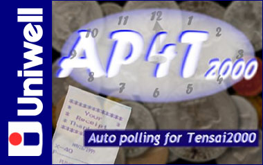 AP4T2000 - Auto Polling For Tensai2000